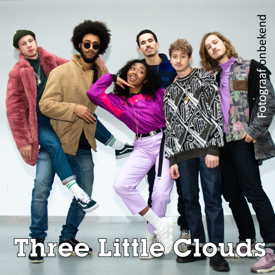 Facebook Three Little Clouds